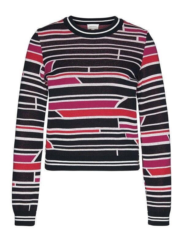 Armedangels Oxana Bricks Pullover, 100 % Baumwolle (kbA), Gr. L und XL