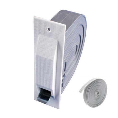 Einlass Unterputz  Gurtwickler Wickler Mini 14mm Gurt Versandkostenfrei Neu