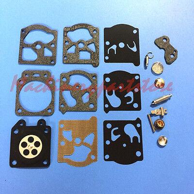 Carburetor Repair Rebuild For WT866 WT924 WT773 WT775 WT925 WT973 Walbro K24-WA