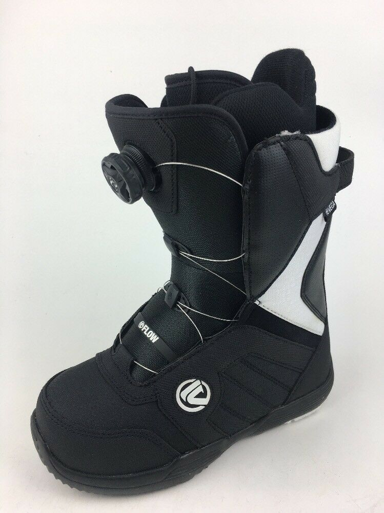 Flow Vega Boa Damen Snowboard Stiefel Schwarz All Mountain Freestyle Größe 7   | Fuxin  | Modernes Design