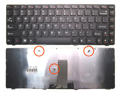 Keyboard with Frame for Lenovo ThinkPad T460S T460P T470S T470P SN20J91881
