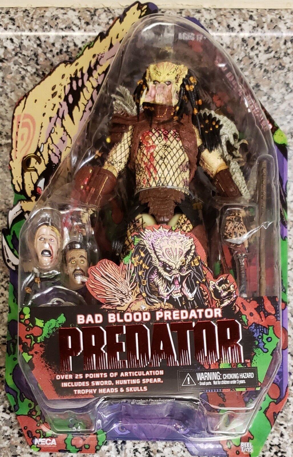 NECA Bad Blood Prougeator, DARK HORSE COMICS Edition (NEW)