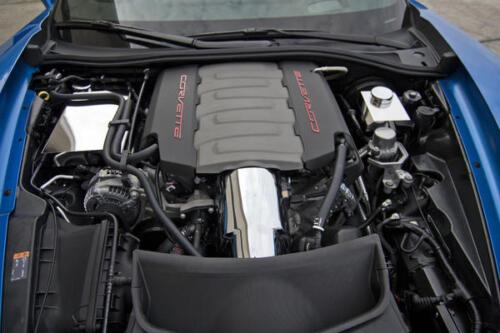 053043 2014-16 C7//Z51//Z06 CorvetteStingray Chrome Plated ABS Throttle Body Cover