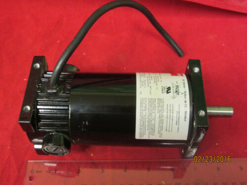 Dayton 9NDC1 1//8 HP 90 Volts 1860 RPM DC Motor Good USED