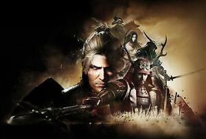 PS4-Nioh-Complete-Edition-with-Mini-Sound-CD-Booklet-OFFICIAL