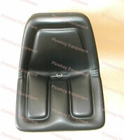 Tm333bl Tractor Seat Metal Base Fits Allis Chalmers Bobcat Skid Steer Loader +