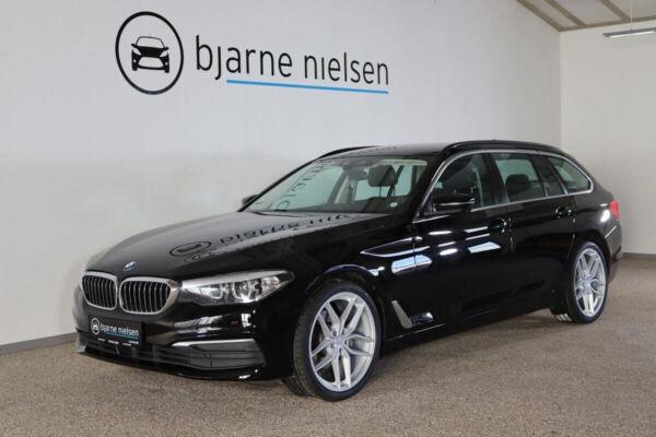 BMW 520d 2,0 Touring billede 0