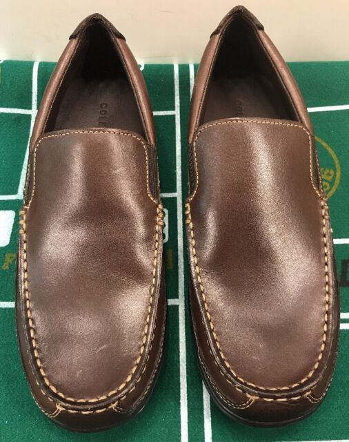 1a864ab5f60 Cole Haan Tucker Venetian Loafers Slip On French Roast Brown Men s 8.5 M  C04059