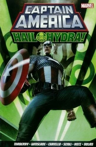 1 of 1 - Captain America Hail Hydra by Maberry, Jonathan ( Author ) ON Apr-07-2011, Paper