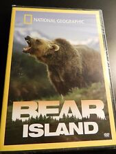 NEW National Geographic DVD Bear Island Nat Geo
