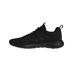 adidas Herren Lite Racer Turnschuhe Sneaker Schwarz Schuhe