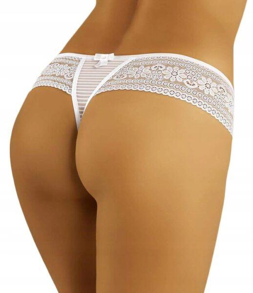 WOLBAR FORLANA String Thong Short Damen Unterwäsche Sexy Erotik Stickerei Tanga