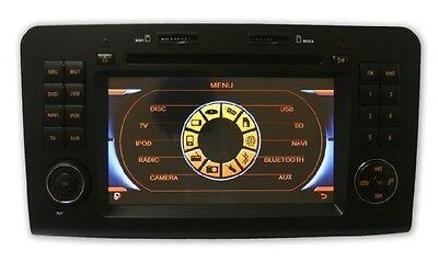 Mercedes Benz ML350 ML500 ML550 W164 06-11 D90 GPS Navigation Radio