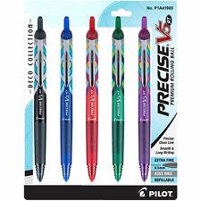 Pilot Precise V5 Rt 41980 Deco Collection 05mm Extra Fine 5 Color Set