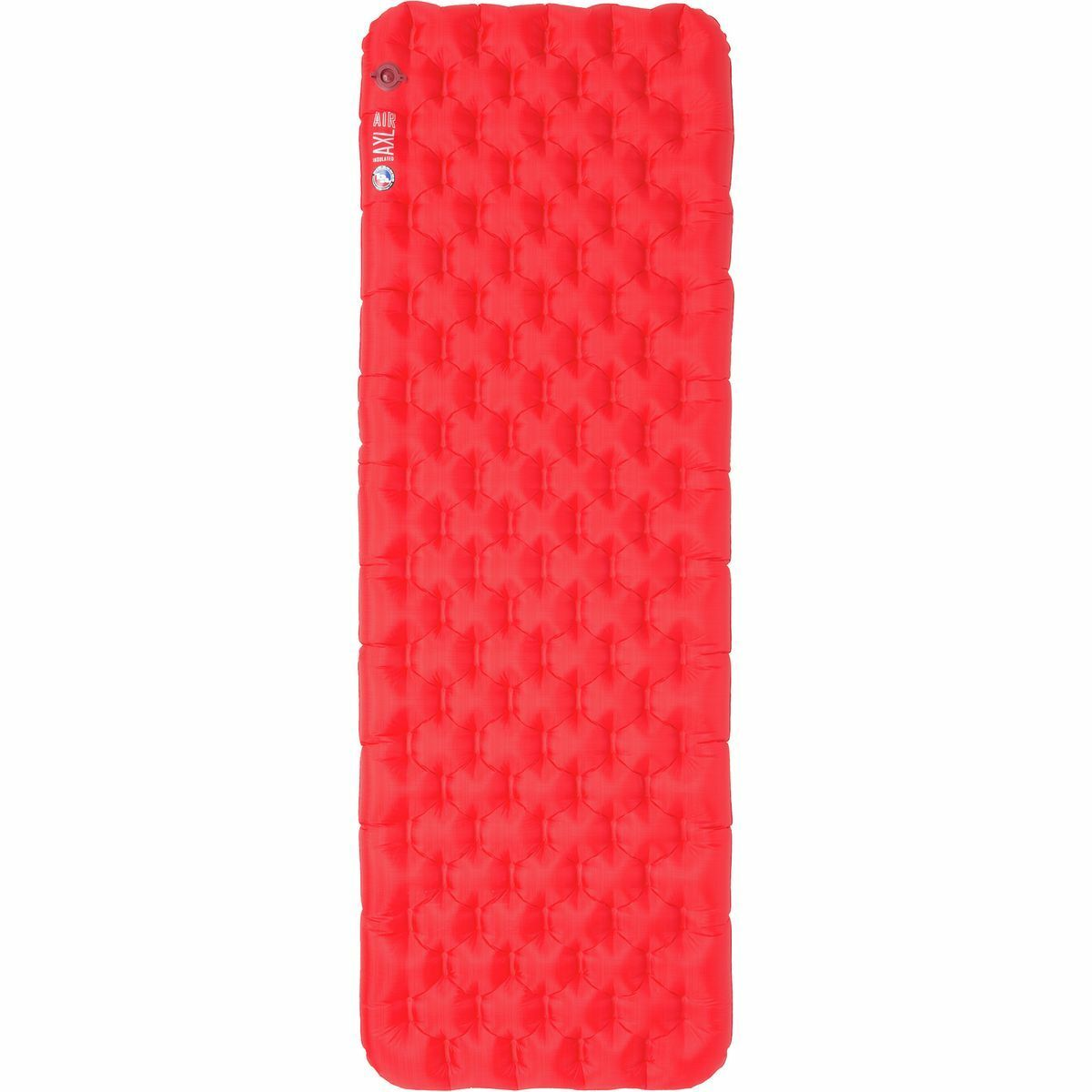 Big Agnes Insulated AXL Air Sleeping Pad Red 25x72 Wide Regular
