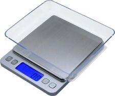 Us Balance Precision Portable Digital Scale 2000g 01g Jewelry Gold Gram Herb