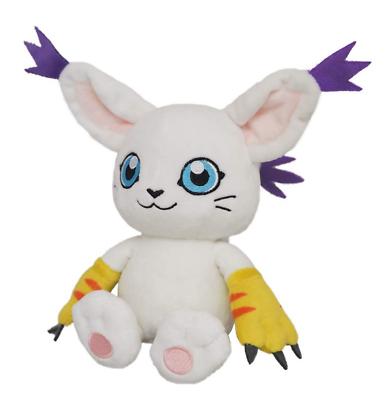 Digimon Adventure Impmon 18cm Mascot Plush Toy Sanei Trading Japan NEW Presale