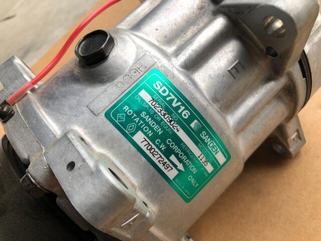 VALEO Air Conditioning Dryer Fits RENAULT Clio Kangoo Thalia Sedan 8200352288