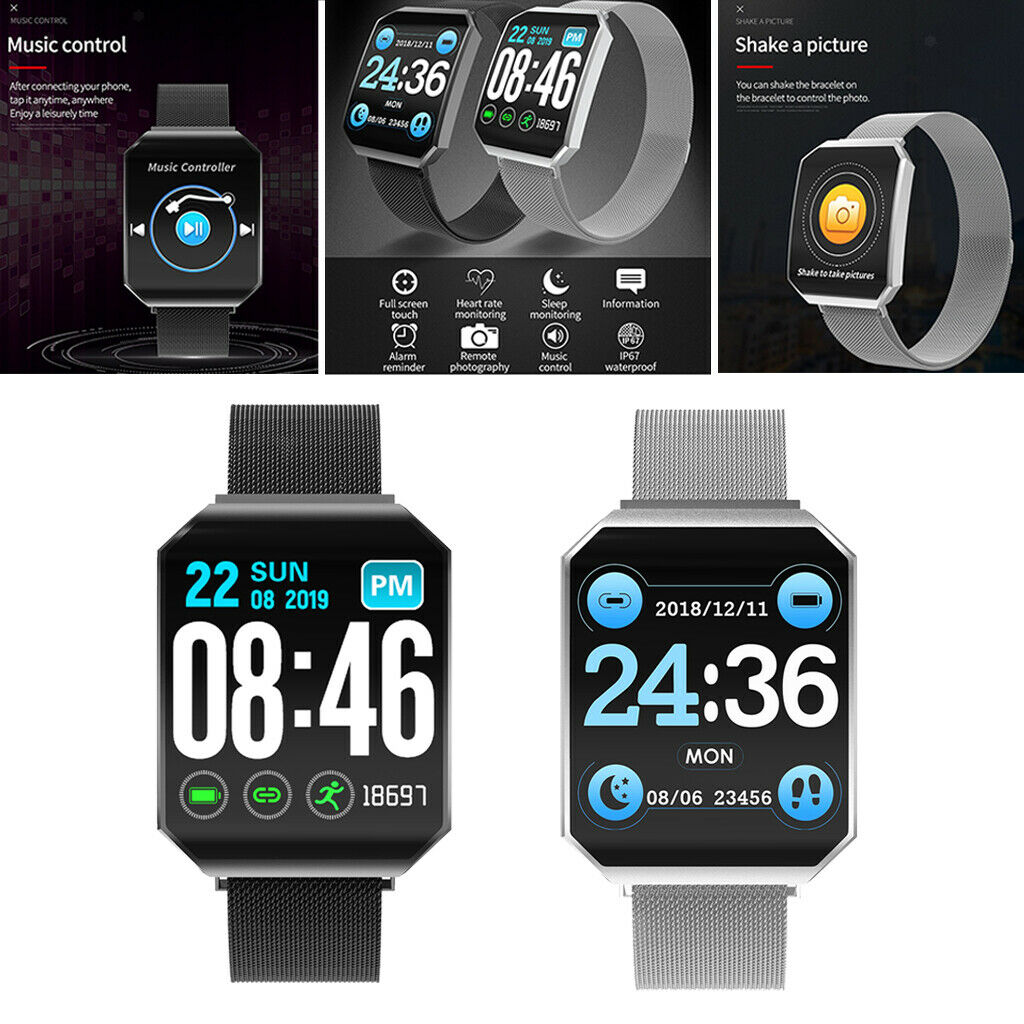 Smart Watch Heart Rate Monitor Blood Pressure for iOS8.0 for Android5.0 Bracelet blood bracelet Featured for heart monitor pressure rate smart watch
