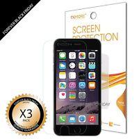 """iPhone 6 Plus 5.5"""" Screen Protector 3x Anti-Scratch HD Clear Cover Guard Shield"""