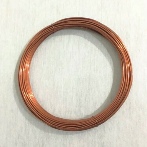 3-5mm Thick Copper Wire Coil Wirework Tiara Craft Jewellery Making Sold Quality