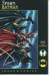 Spawn Batman - Image / Dc 1994 ( Comics Usa ) Confortable Et Facile à Porter