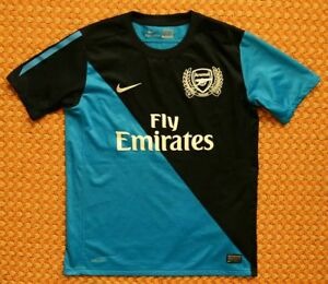 2011-2012-Arsenal-Away-Shirt-by-Nike-Boys-XL-158-170-Age-13-15