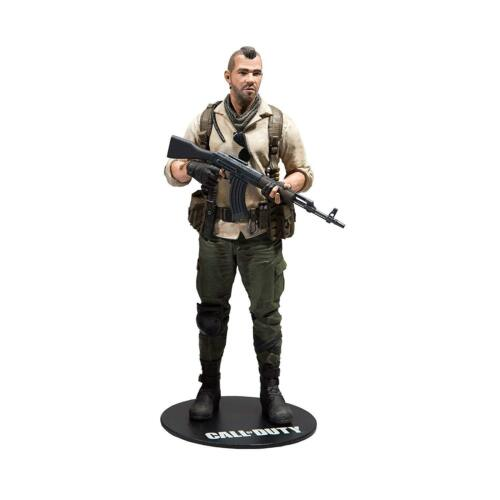 "Call of Duty John /""Soap/"" MacTavish 7-Inch Action Figure"
