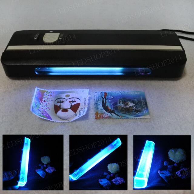 254nm Short Wave Phosphorescence Detection Uv Light Handheld