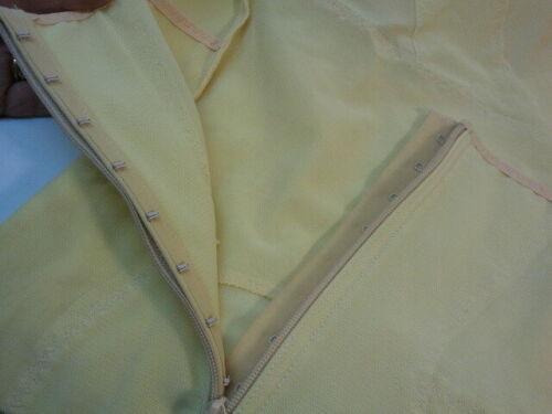 Ardyss Body Magic Shaper size Small 34  w//Zipper Mid Thigh Beige CHBOLG-S New