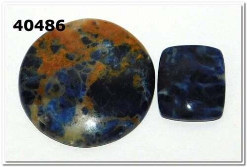 Details about  /Natural Beautiful Sodalite Cabochon Loose Gemstone Wholesale Lot LA-40482