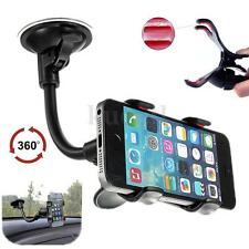 360° Universal Windscreen In Car Suction Mount Dashboard Holder GPS Phone Stand