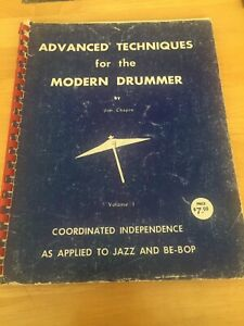 Advanced-Techniques-fo-the-Modern-Drummer-by-Jim-Chapin-Vol-1