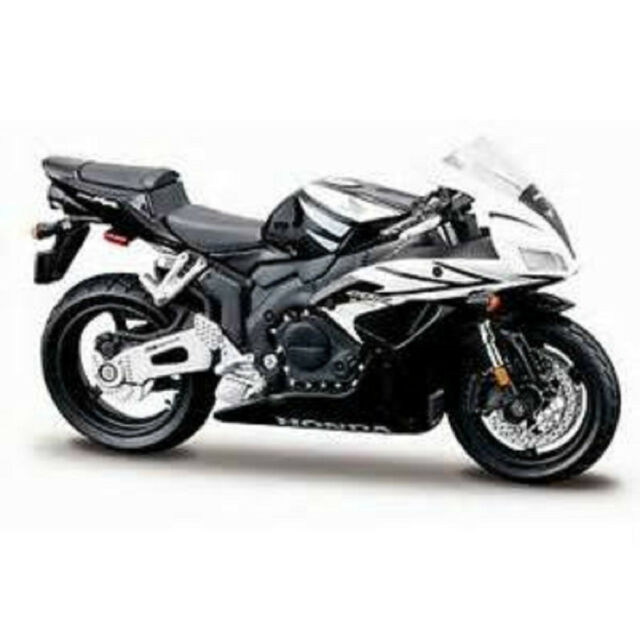 MAISTO 1:18 Honda CBR1000RR MOTORCYCLE BIKE DIECAST MODEL TOY NEW IN BOX