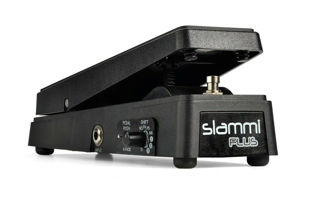 Electro-Harmonix EHX Slammi Plus Pitch Shifter Harmony Guitar Effects Pedal