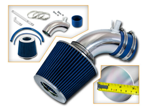 BCP BLUE For 2010 2011 2012 Genesis Coupe 2.0L Turbo Racing Air Intake Filter