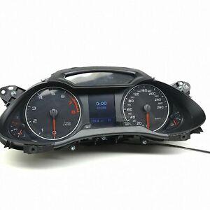 Audi-A4-8K-B8-Benzin-Instrument-Tachometer-Kmh-8K0920930A