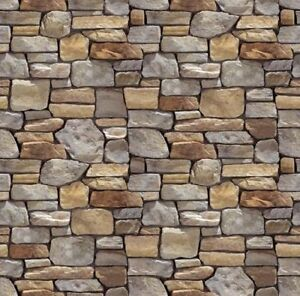 # 5 sheets EMBOSSED BUMPY PAPER stone wall 20x29cm  SCALE 1//12 CODE  #A5c5