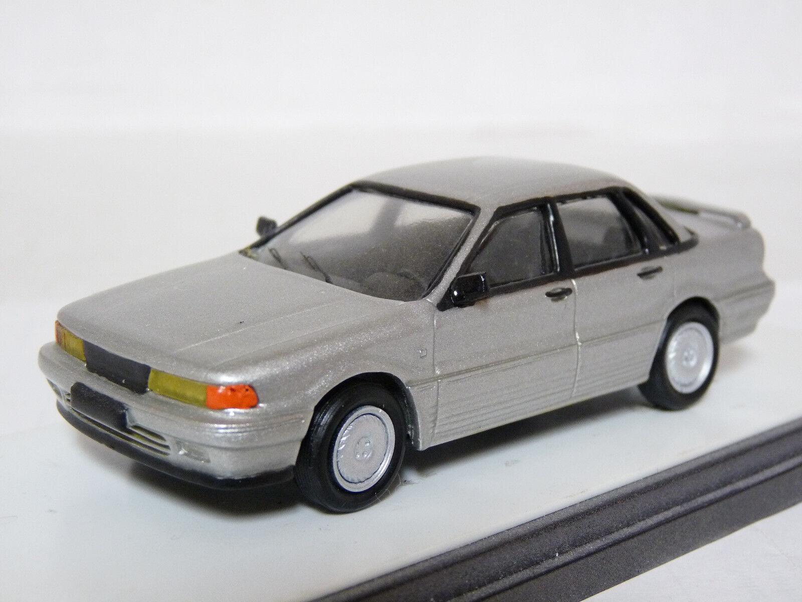 Jemmpy 161 1 43 1989 Mitsubishi Galant Gti 16V Kit de Coche Modelo de Resina Hecho a Mano