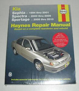 kia cerato 2005 service manual