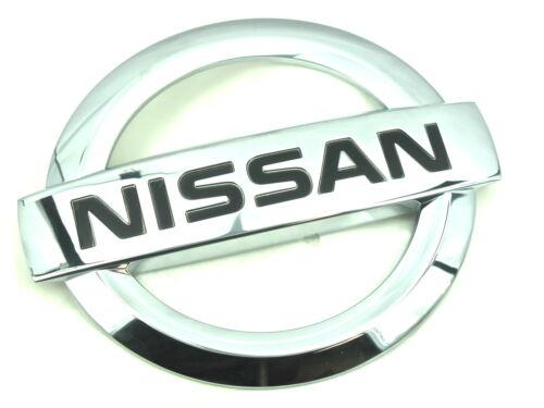 /& Navara D40 2005+ Neuf D/'Origine Nissan Hayon Badge pour Pathfinder R51 2005