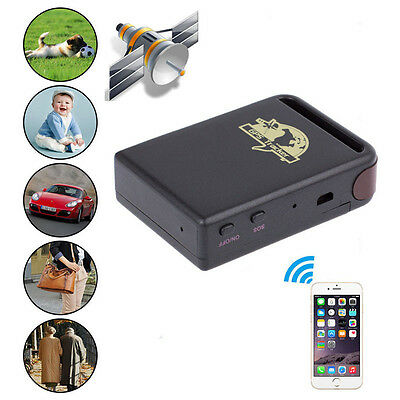 2015 Mini SPY Vehicle GSM GPRS GPS Tracker Car Vehicle Tracking Locator TK102B