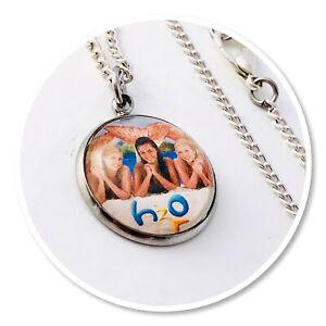 H20 Just Add Water  Mermaids pendant necklace H2O (xsku01)