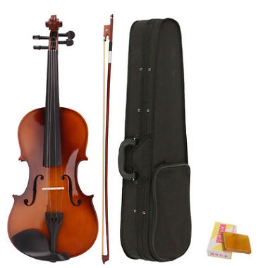 New Acoustic 4/4 Full Size Violin