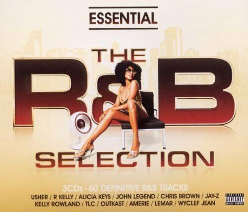 1 of 1 - Various Artists - Essential R&B; Massive Urban, Sou... - Various Artists CD WEVG
