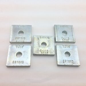 "NAS513-6 Washer Key 3//8 x 9//16/"" Rod End Locking Lot of 8"