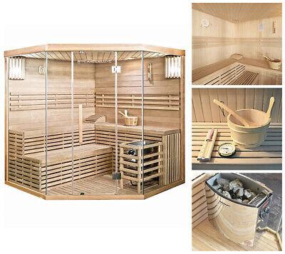 210x80 cm Crema primasauna/&Reg; Telo da Sauna da Bagno o da Spiaggia Deluxe XXL 550g//m/²