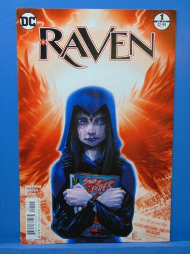 Comics CB15481 Raven  #1 Second Printing  D.C