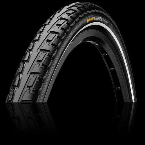 Continental pneus de vélo set tour ride reflex 16x1,75 avec tuyau DV 47-305