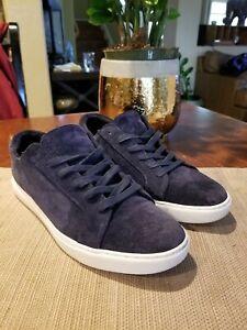 Kam Sneaker Slightly used navy blue